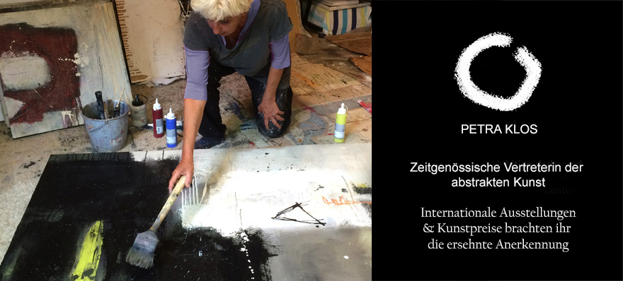 Moderne Acrylmalerei und Ölgemälde