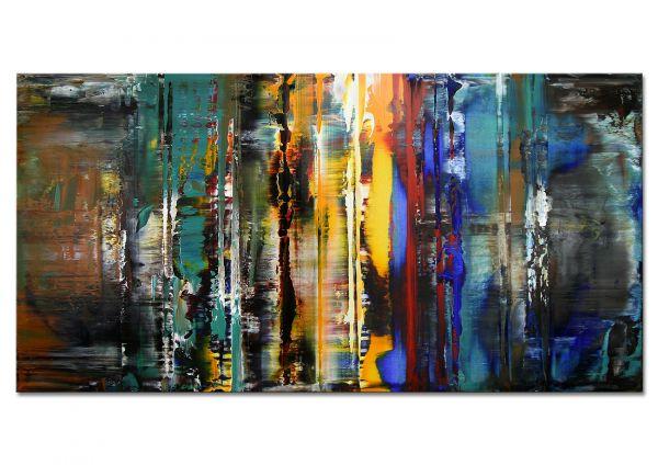 """Galerie Gemälde von Dieu: """"Huldigung"""""""