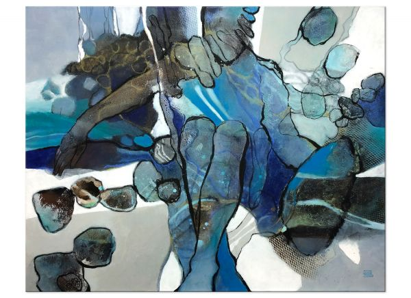 Utopia figurative kunst abstrakt