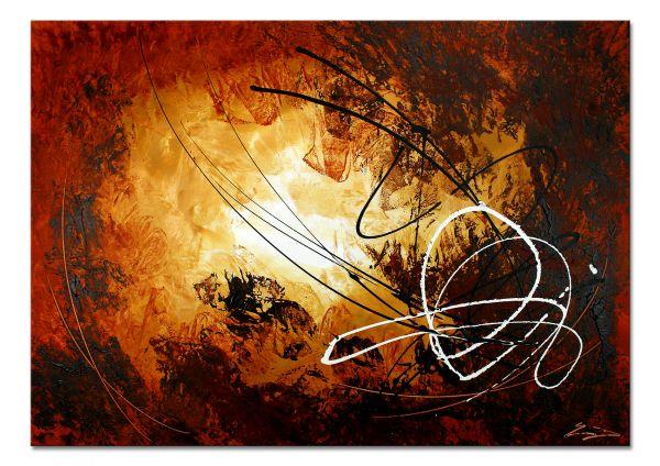"""""""Still Alive"""" - zeitgenössisches Gemälde in Acryl (WYND)"""