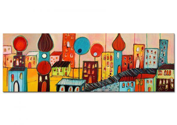 moderne Malerei Metropole