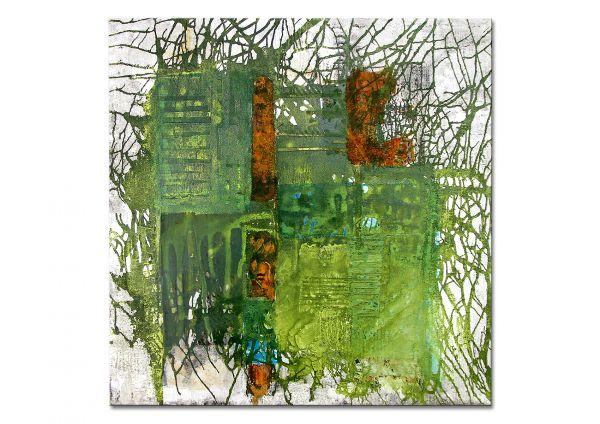 """Moderne Gemälde, Ulrike Rendle: """"Vernetzung"""""""
