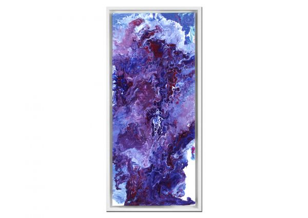violettes Gemälde