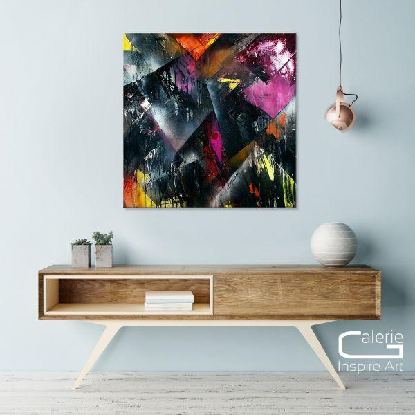 moderne Kunst Sideboard