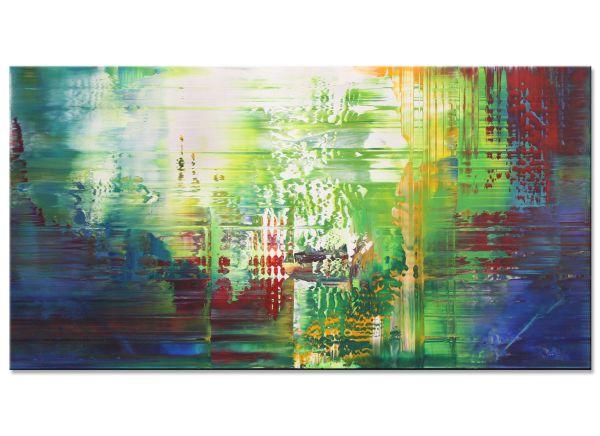 abstrakte Acrylbilder Reception