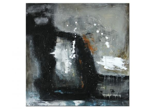 """Bildende Kunst von P.Klos """"DURCHBLICK"""" abstrakte Kunst"""