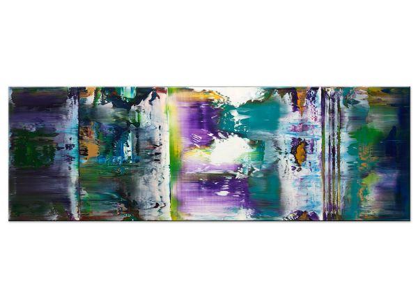Iceland abstrakte Acryl Gemälde Bilder modern Art