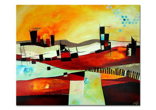 moderne Malerei Acrylgemälde