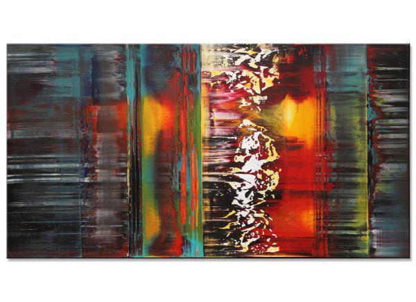 abstrakte Acrylbilder Dagusto