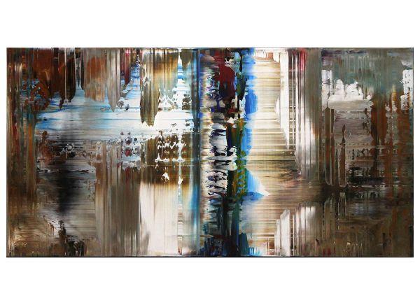 FOGGY-STREETLIGHTS abstrakte kunst Bilder