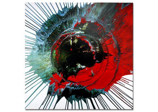 """Moderne Kunst, Gemälde von Dieu """"Hybris"""""""