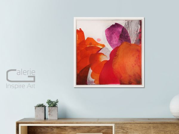 floral Malerei Kunst modern