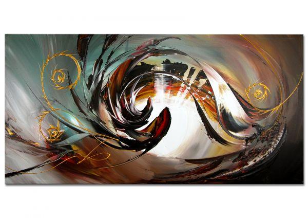 """Galerie Kunst modernes Gemälde: """"Sulveron"""""""