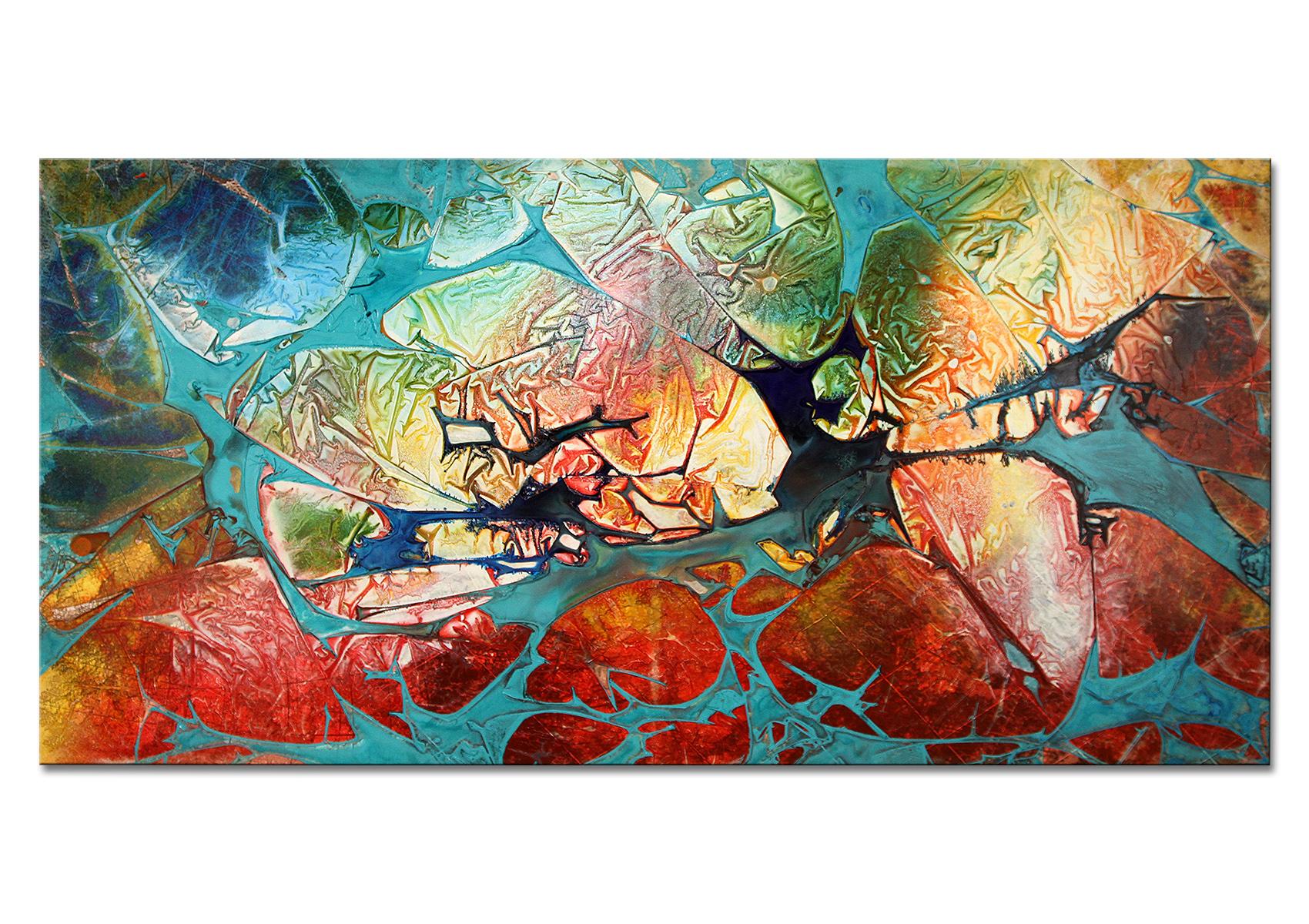 Zeitgenössische Kunst abstrakte Malerei, Dieu