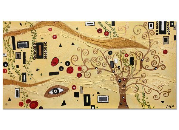 Hommage an Klimt VIII