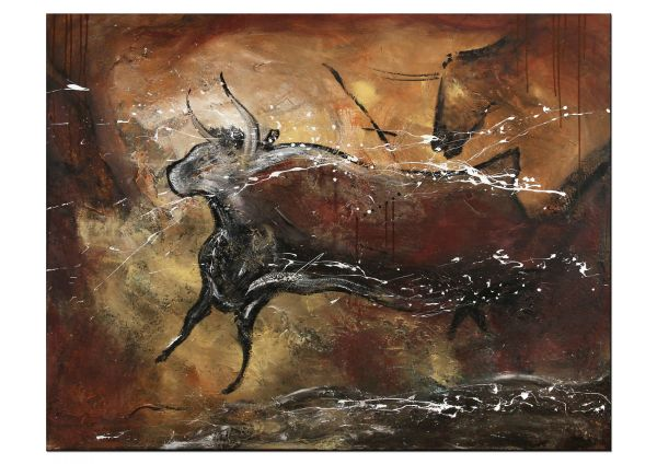 Lascaux art Gemälde Höhlenmalerei