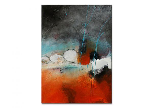 """Brilliante Bilder, Acrylgemälde von M.Steinacher: """"Farbexplosion 2"""""""
