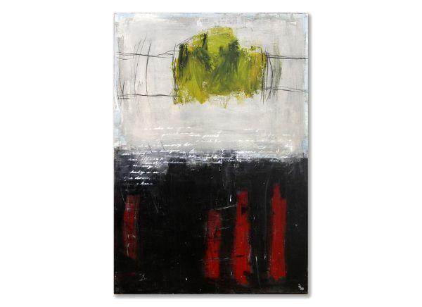 Unikat Gemälde abstrakt Galerie kunst informelle Malerei