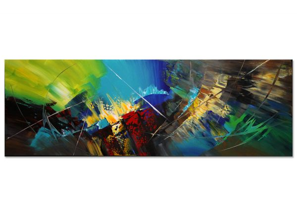 Voyage-kunst-moderne-bild