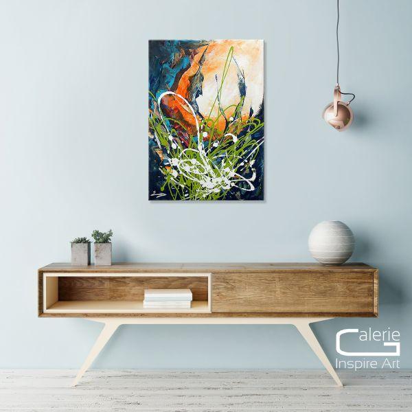 """Zeitgenössische Kunst online kaufen, Etienne Donnay: """"Bluebird"""""""