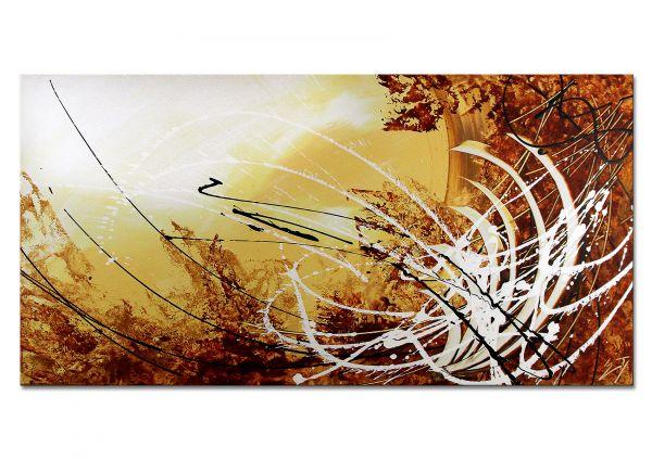 """Bildende Kunst Originalgemälde von Etienne Donnay: """"Lebensraum II"""""""