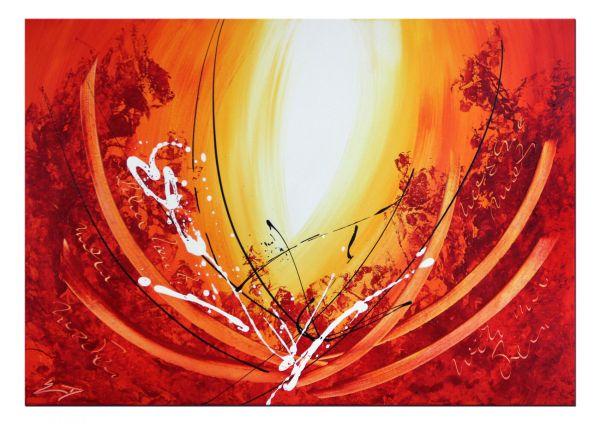 """Gemälde UNIKAT von Etienne Donnay: """"Liquid Beach"""""""