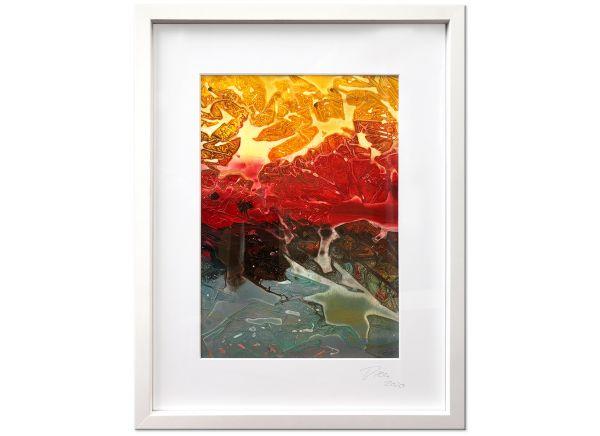 Lichtblick inspire art dieu objektrahmen abstrakt