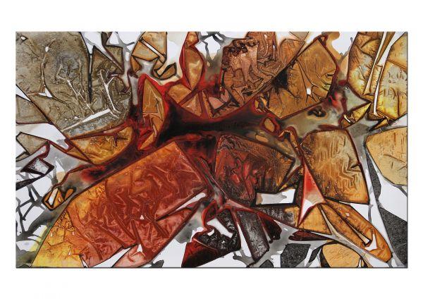 """Abstrakte Kunst von Dieu """"Esprit"""" Acrylmalerei"""