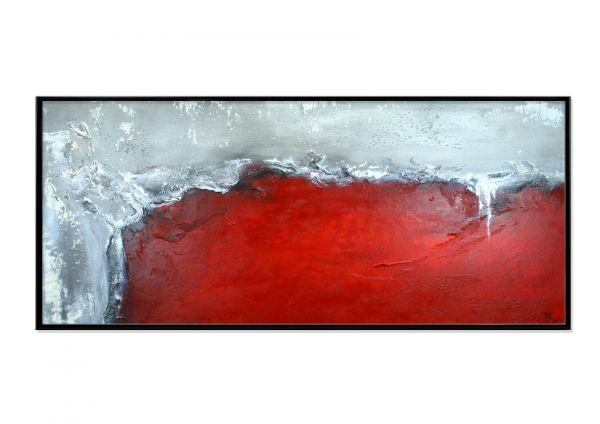 "Original Kunst Gemälde, T. Stephan: ""Wolkenbruch"""