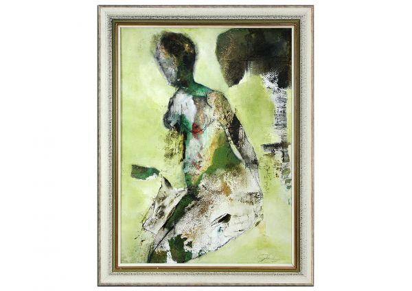 Abstrakte Malerei Gemälde Akt