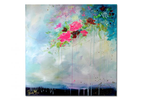 Abstrakte Malerei Gemälde Springdays II