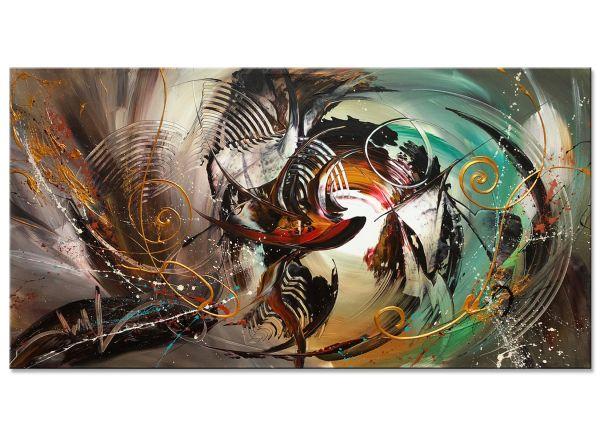 Traces abstrakte kunst galerien dieu