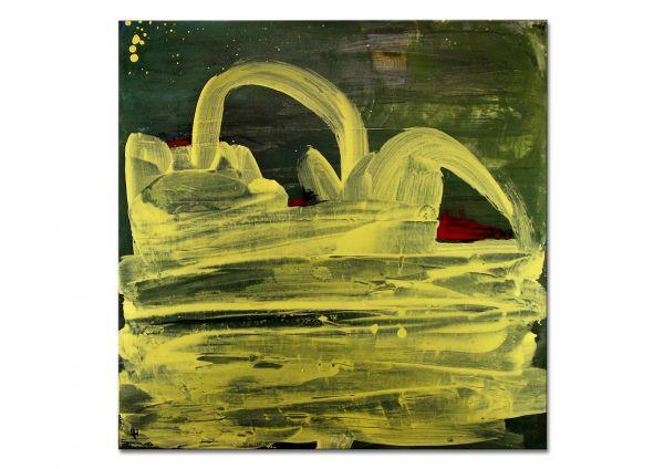 """abstrakte Kunst kaufen, Künstler Wachsmann: """"Die Etappen einer Idee"""""""