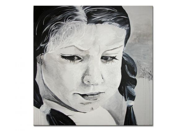 """Abstrakte Kunst kaufen, Ulrike Rendle: """"Letzte Hoffnung"""""""