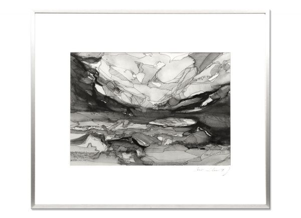 ute-kleist-glasbilder-landscape