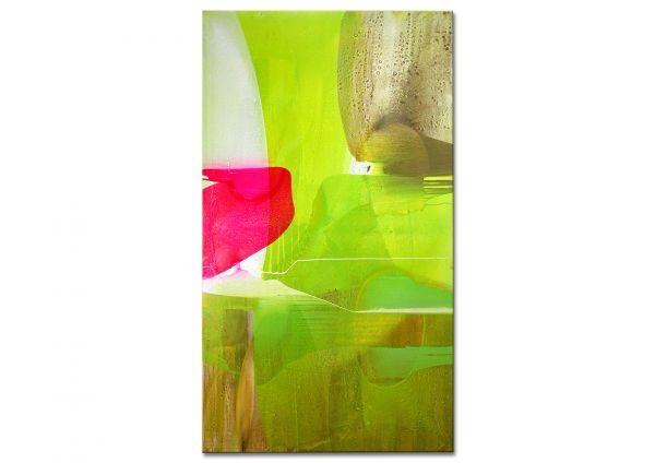 """Abstrakte Bilder kaufen, moderne Kunst, Wittkowski: """"Weltengarten II"""""""
