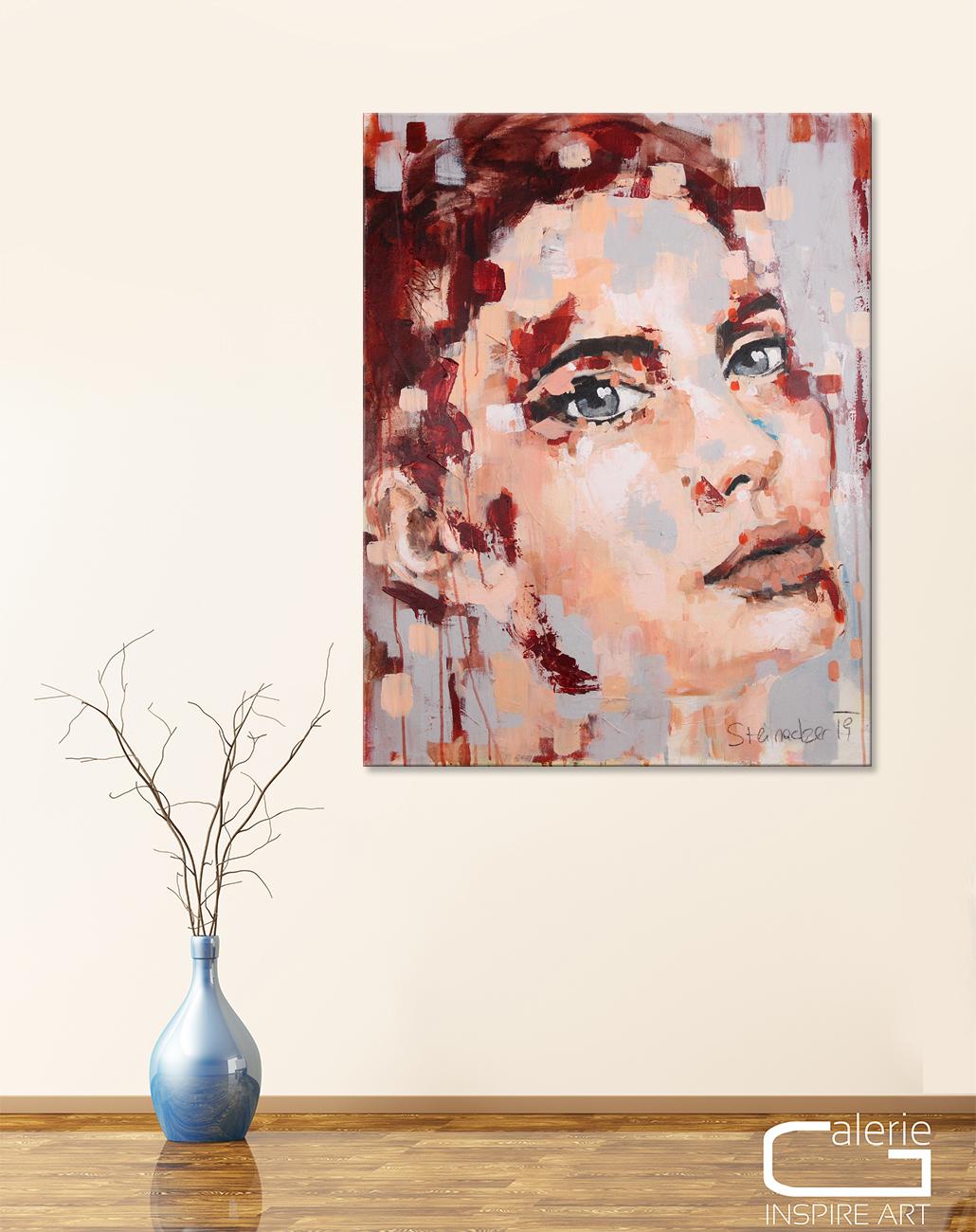 Leinwandbilder- Gemälde Kunststil