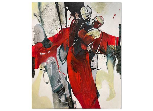 schmalfeldt moderne-kunst Leise Umarmung
