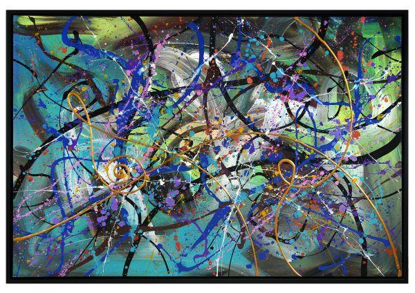 Kunst modern abstrakt