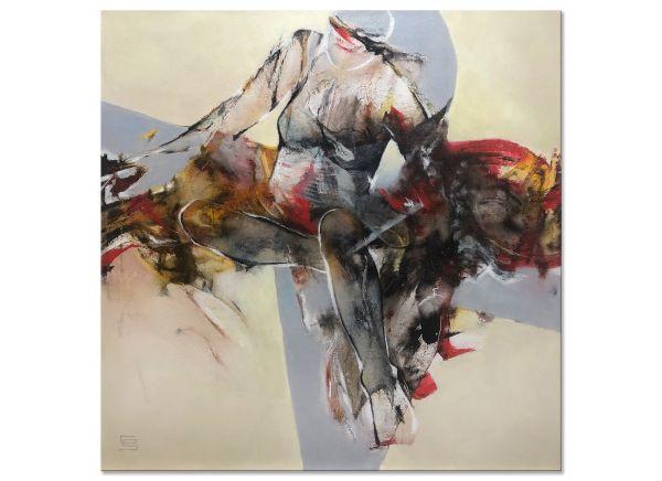 Metamorphose Gabriele Schmalfeldt kunst malerei