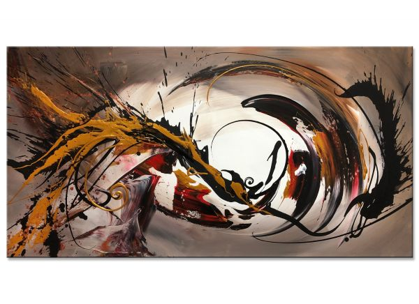 Superior abstrakte Acryl Gemälde Bilder modern Art