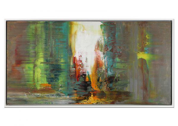 """Shine On"" abstraktes Gemälde in Acryl, fine Art, contemporary Artwork"