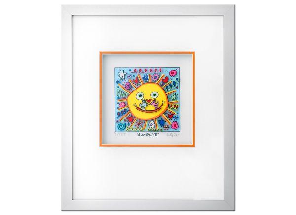 sunshine Pop Art James Rizzi