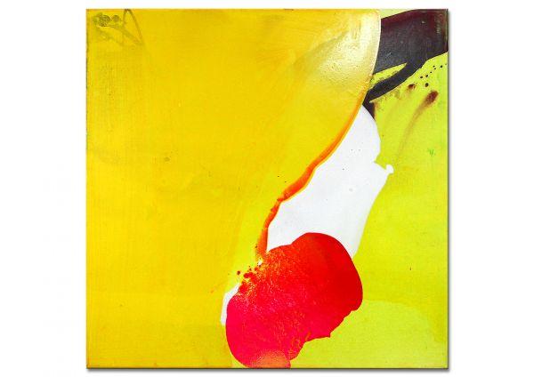 "Bildende Kunst, belebendes Gemälde, Wittkowski: ""Weltengarten I"""