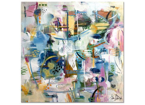 chaos-gemälde-naive-kunst