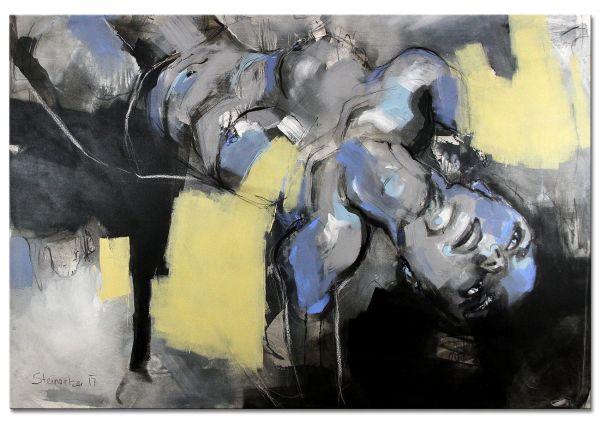 Aktmalerei Gegenwartskunst