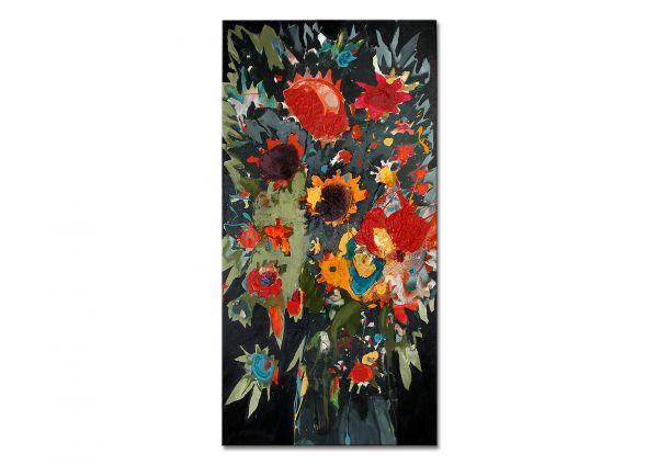 florales Gemälde