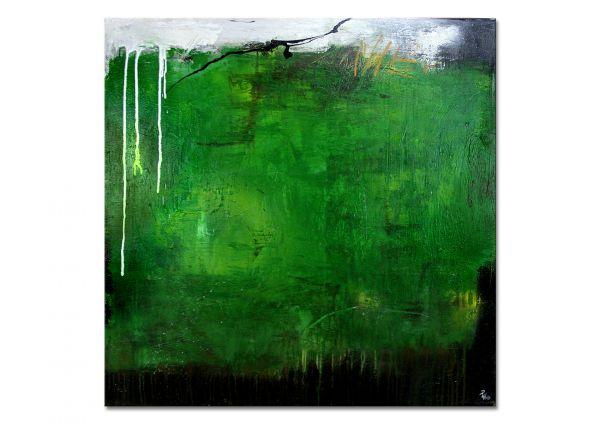 "Moderne Kunst kaufen, Petra Klos: ""Ab ins Grüne"""