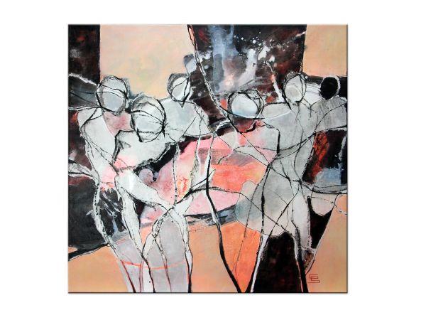 Gemeinsam Gabriele Schmalfeldt kunst malerei