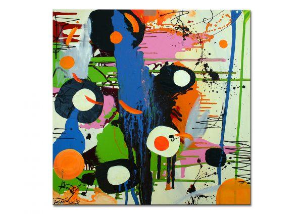 moderne Malerei gemalt